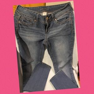 Maurices size M casual jean jegging
